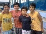 Jugadores Junior 2011