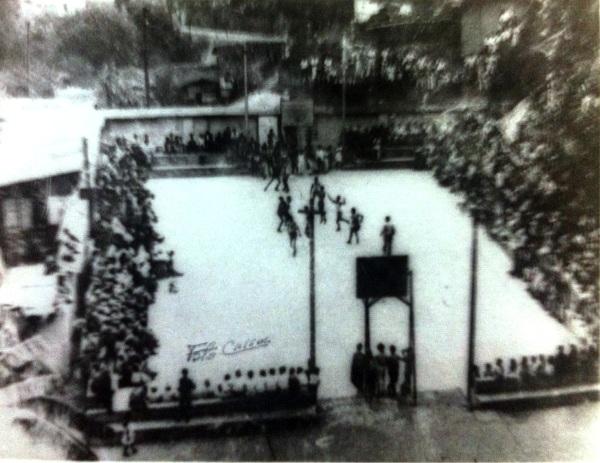 Coliseo Zaruma 1940