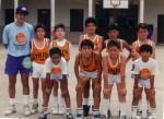 1991- Primer equipo de Mini