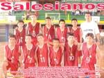 2002 - SJB Campéon Provincial  Junior