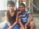 Andy y Gabriel