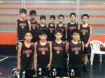 Campeones minibasket 2014 Juegos Zonales El Oro