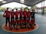 Equipo sub 13 en campeonato Fundación Honorato Haro -Guayaquil -2014