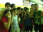 Sub 13 campeón Juegos Zonales 2014