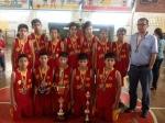 Sub 12 - Vicecampeón de El Oro 2014