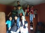 En las habitaciones del CAR -Cuenca