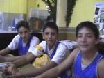 Cristian, Pailover y Luís