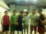 Integrantes de Prejuvenil 2012