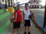 Danny Romero y Guido Romero