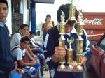El trofeo del triunfo