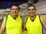 Diego Rodríguez e Ivan Salazar, Senior 2010