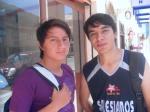 Bryan y Jorge