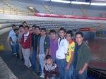 En el Coliseo Mayor de Cuenca