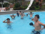 Salto er piscina