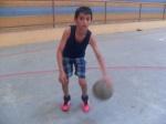 Wilmer Blacio, jugador con futuro
