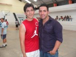 Franco y Fernando Tinoco