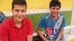 Josué e Iván