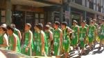 Desfile Juegos del Altiplano 2013