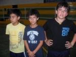 Kevin, Gabriel,Sebastián