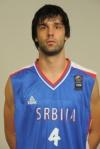 Milos Teodosic de SERBIA