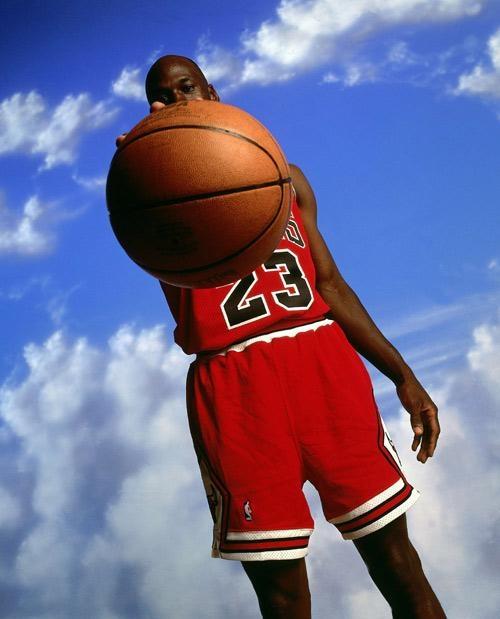 Jordan con balón