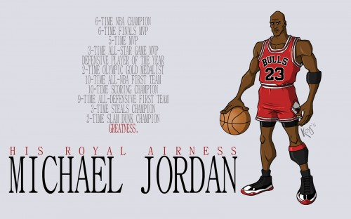 Michael-Jordan-Career-Records-Widescreen-Wallpaper