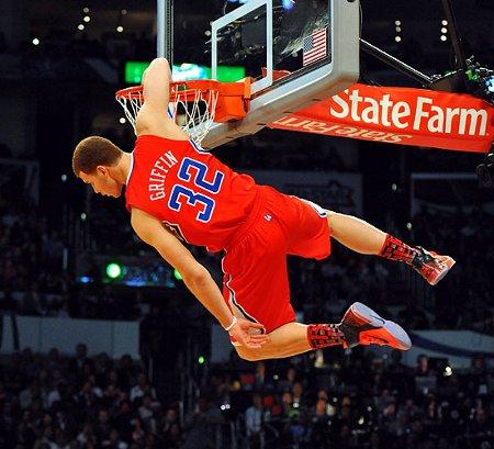 Concurso de mates NBA 2012.