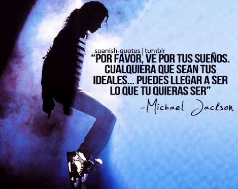 Frase Michael Jackson