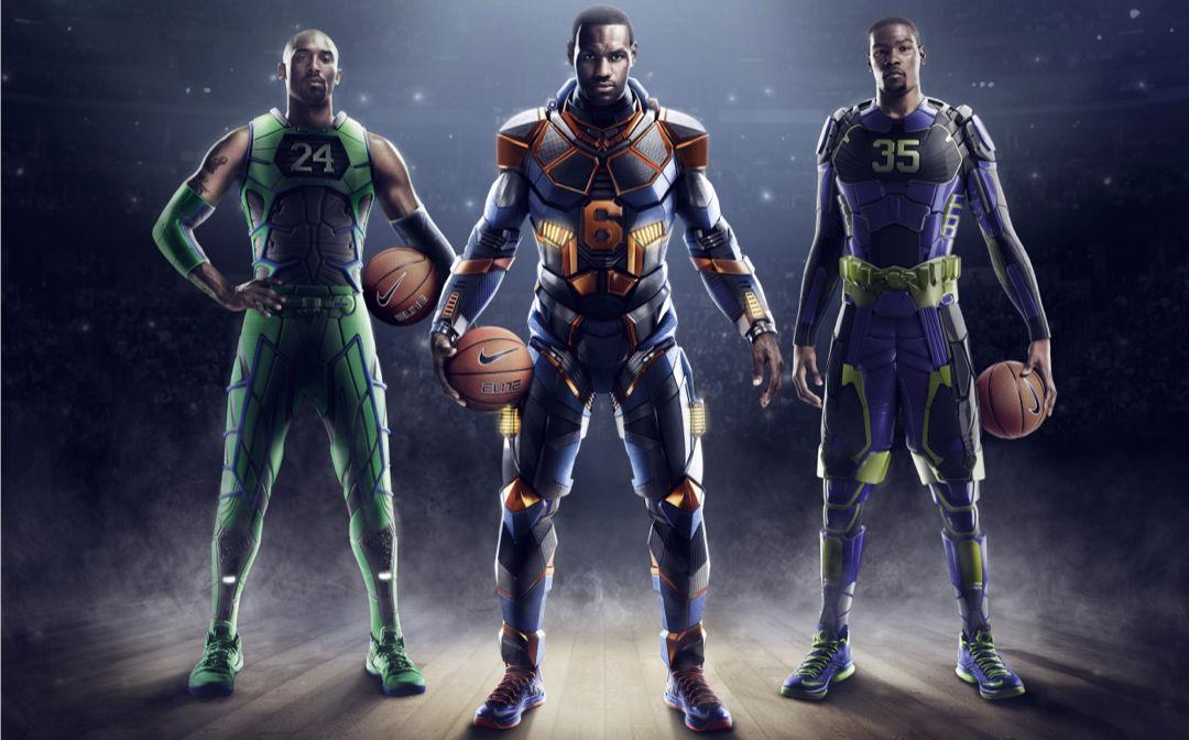 Nike Presenta A Los Superh  Roes De La NBA