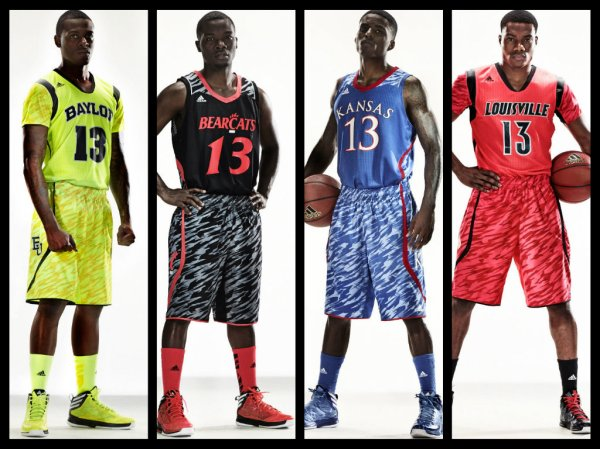 Uniforms NCAA