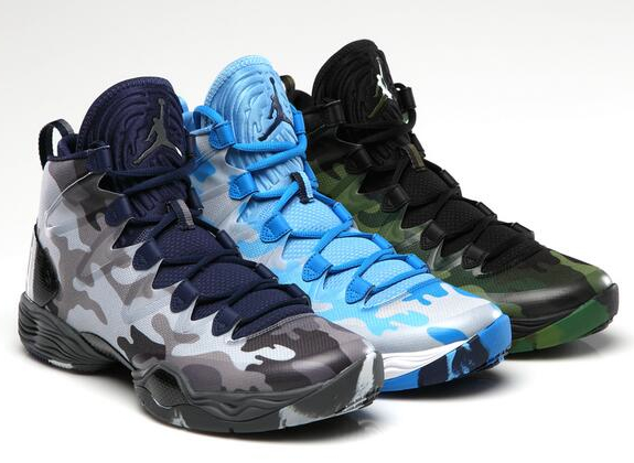 Air Jordan XX8 'Camouflage' Collection