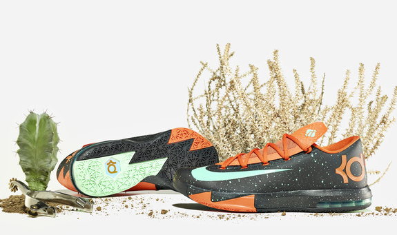 Nike KD VI Texas