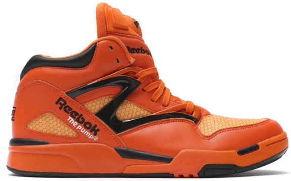 Reebok Pump Omni Lite 'Pumpkin' Colorway