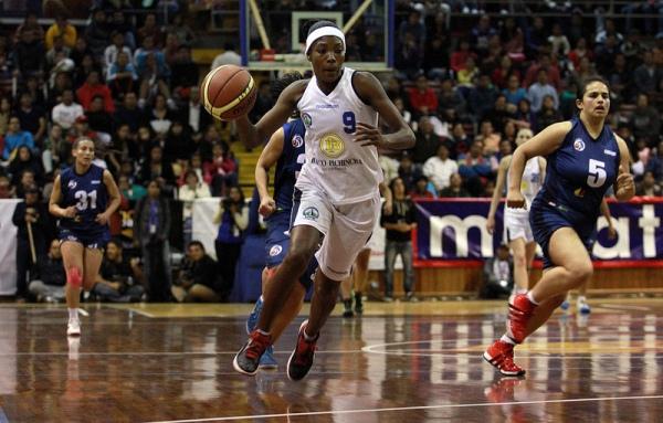 Liga Ecuatoriana l de Baloncesto Femenino